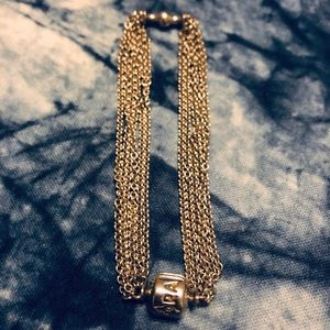 Pandora Jewelry - Genuine Pandora Mult-Strand Bracelet